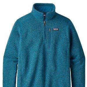 Boys Patagonia Better Sweater 1/2 zip